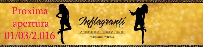 INFLAGRANTI - Ibiza Tops